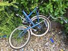 Barn find Vintage Folding Bicycle