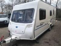 2010 Bailey Ranger GT60 4 Berth Caravan
