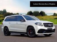 Mercedes-Benz Gls AMG GLS 63 4MATIC (white) 2016-04-18