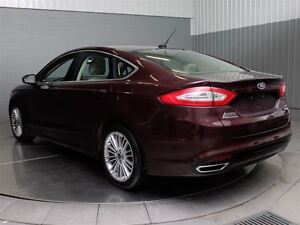 2013 Ford Fusion SE MAGS TOIT CUIR CAMERA DE RECUL NAVI West Island Greater Montréal image 10