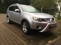 Mitsubishi Outlander warrior