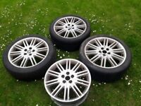 Jaguar S Type Triton Alloy Wheels