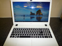 acer e5-573 i3 intel processor 8gb ram 1tb hdd in immaculate as new cond