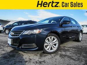 2016 Chevrolet Impala 2LT V6...LOW KMS..REMOTE START, AUTO CLIMA