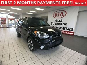 2012 Kia Soul 4U Luxury FWD 2.0L, FIRST 2 MONTHS PAYMENTS FREE!!