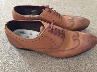 Men's ted baker shoes size 8