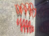 Bmw e36 60mm lowering springs