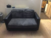 2 excellent condition fabric sofas only £150!