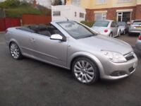 VAUXHALL ASTRA TWIN TOP DESIGN CONVERTIBLE