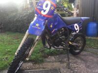 Mx50 crosser kids husky boy 50cc