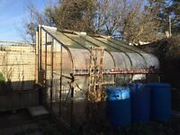 Free Greenhouse For Collection and dismantling