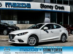 2014 Mazda MAZDA3 GS AUTO,NEW F/BRAKES, 1 OWNER, ACC FREE, HEATE