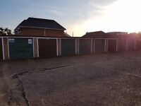 GARAGES AVAILABLE NOW: Clyde Road Lancaster Court Stanwell TW19 - SECURE GATED SITE