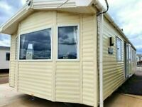 3 bedroom double glazed static caravan £335 per month - sited - used - Isle of Sheppey