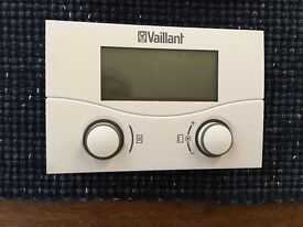 VAILLANT VRT392 ROOM THERMOSTAT & HOT WATER PROGRAMMER WITH INSTRUCTIONS