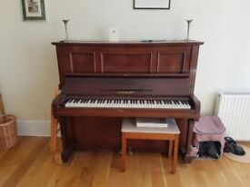 Free piano (must organise removal)