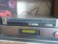 Panasonic fm mw lw stereo tuner st-350l separate receiver