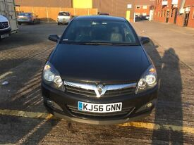 Vauxall Astra 1.6 SXI Black mot until December 2017 3 door one former keeper