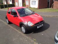 FORD KA 1.3 51reg 2001 only 36k EXCELLENT CONDITION