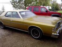 77 Ford LTD sale or trade