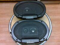 Pioneer 3-Way Car Speakers TS -6988 250W
