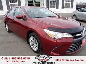 2016 Toyota Camry LE $156.05 BI WEEKLY!!!