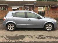 Vauxhall Astra 1.7 57 plate