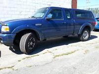 Wow Only 85K, 2008 Ford Ranger 4x4 Sport, Auto, New 2yr. MVI
