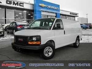 2016 GMC Savana 135 Wheelbase  - $181.30 B/W