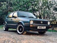 VW GOLF C 1986 ***59000 MILLS, FULL H/S***