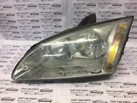 FORD FOCUS MK2 PASSENGER HEADLIGHT HEADLAMP 2004-2008 MODEL FOCUS