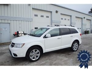 2016 Dodge Journey R/T All Wheel Drive - 28,101 KMs, 7 Passenger