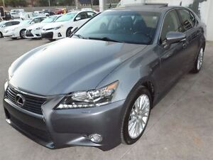 2013 Lexus GS 350 AWD JUST ARRIVED....VERY LOW KM....FULLY LOADE