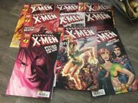Xmen essential comic book huge bundle