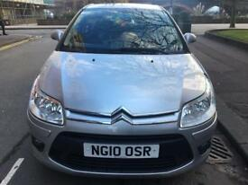 2010 Citroen C4 1.4 Manual Petrol - FSH