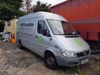 Breaking Mercedes Sprinter 313 CDI 2006