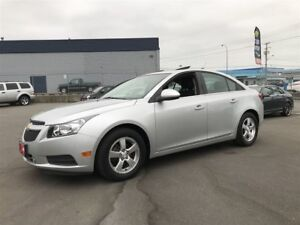 2012 Chevrolet Cruze LT Fully Loaded Automatic Only 101,000Km
