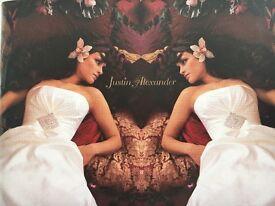 Justin Alexander wedding dress size 12 - brand new/ever worn!