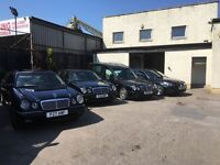Hearse and 2 limousines for sale