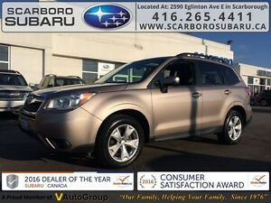 2014 Subaru Forester 2.5i Limited PKG, FROM 1.9% FINANCING AVAIL