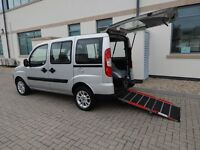2010 Fiat Doblo 1.4 Dynamic Wheelchair Accessible Vehicle ONLY 9,908 MILES Disabled Car Vehicle