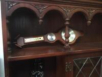 Display cabinet / dresser England 1930s