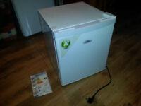 Nearly new Everglades A+ mini freezer.