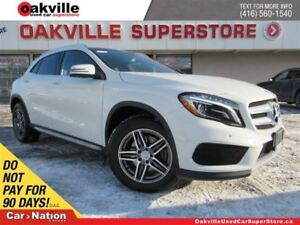 2015 Mercedes-Benz GLA-Class GLA250 4MATIC | LEATHER | PANO ROOF