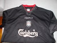 Liverpool Training home official top