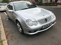 Mercedes C180 Sport Low mileage for year.