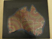 Australian aboriginal style art