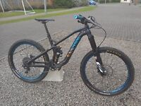 Mountain bike, Canyon Strive AL Race size small. All the bells and whistles fantastic condition.