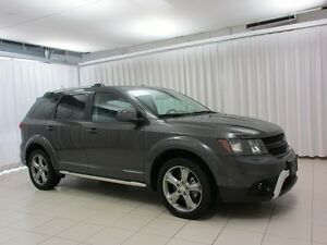 2016 Dodge Journey HURRY!! DON'T MISS OUT!! CROSSROAD AWD 7PASS