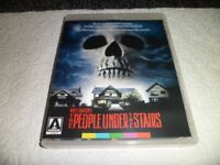 WES CRAVEN'S THE PEOPLE UNDER THE STAIRS ( BLURAY )